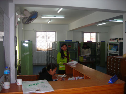 Kathmandu Medical College Library